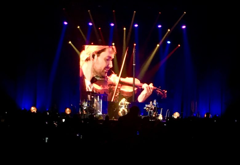 David Garrett Unlimited Tour